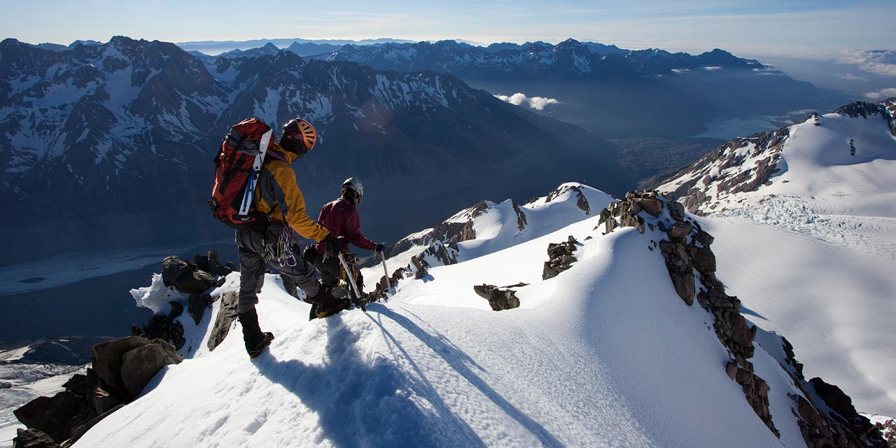 New Zealand Guided Ascents