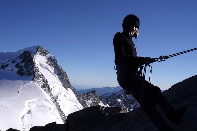 Intensive Mountaineering Skills Course
