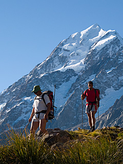 Mt Cook Trekking