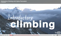 Introductory Climbing Course