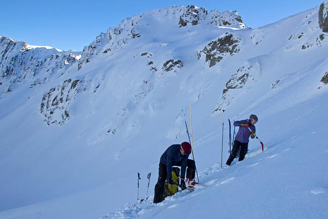 Backcountry Avalanche Course