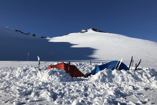 Murchison Glacier Ski & Split-board Expedition